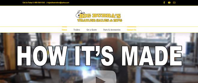 Big Bubba's Trailers